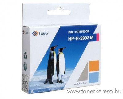 Epson XP-235/335 (29XL) utángyártott magenta patron GGET2993 Epson Expression Home XP-445 tintasugaras nyomtatóhoz