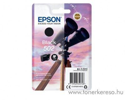 Epson XP-5100/XP-5105 eredeti black tintapatron T02V14010 Epson Expression Home XP-5105 tintasugaras nyomtatóhoz