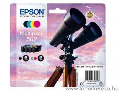 Epson XP-5100/XP-5105 eredeti tintapatron csomag T02V64010 Epson Expression Home XP-5105 tintasugaras nyomtatóhoz