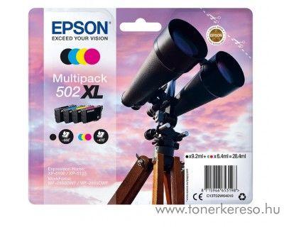Epson XP-5100/XP-5105 eredeti tintapatron csomag T02W64010 Epson Expression Home XP-5105 tintasugaras nyomtatóhoz