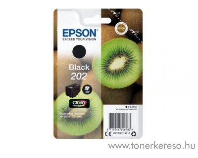 Epson XP-6000/XP-6005 eredeti black tintapatron T02E14010 Epson Expression Premium XP-6000 tintasugaras nyomtatóhoz