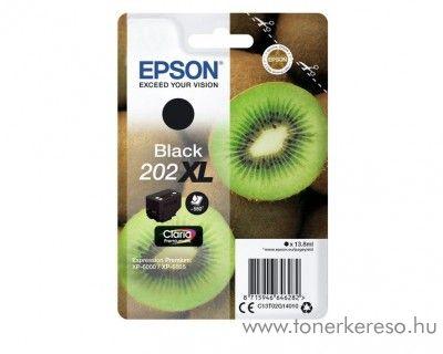 Epson XP-6000/XP-6005 eredeti black tintapatron T02G14010 Epson Expression Premium XP-6005 tintasugaras nyomtatóhoz