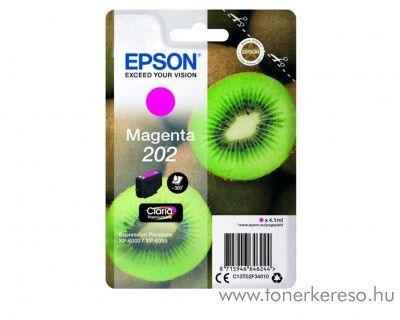 Epson XP-6000/XP-6005 eredeti magenta tintapatron T02F34010