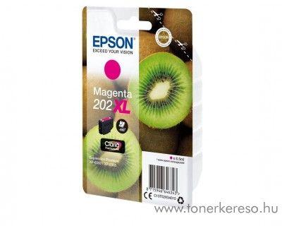 Epson XP-6000/XP-6005 eredeti magenta tintapatron T02H34010 Epson Expression Premium XP-6005 tintasugaras nyomtatóhoz