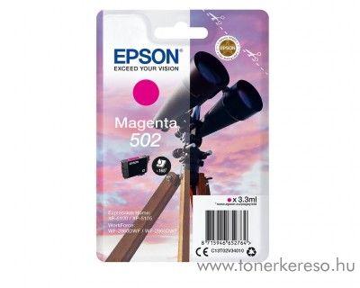 Epson XP-5100/XP-5105 eredeti magenta tintapatron T02V34010 Epson Expression Home XP-5105 tintasugaras nyomtatóhoz