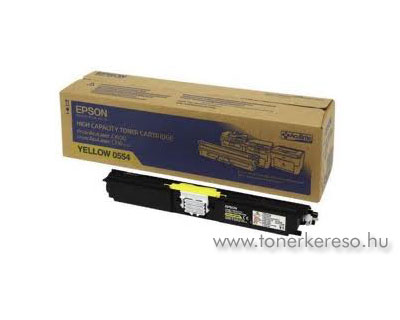 Epson Toner S050554 yellow