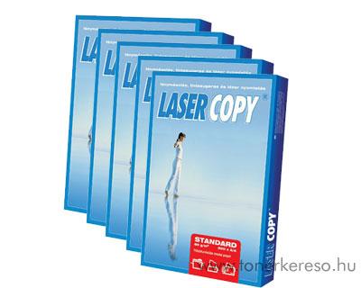 A4 fénymásoló és nyomtatópapír LaserCopy 5 csomag 2500 lap