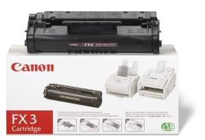 Canon FX-3 lézertoner Canon Fax L290 lézernyomtatóhoz