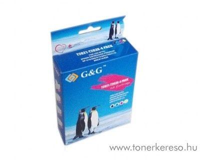 G&G Epson XP-510 utángyártott tintapatron csomag GGET263XMP4 Epson Expression Premium XP-610 tintasugaras nyomtatóhoz