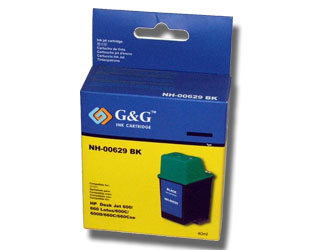 HP 51629 (No. 29) tintapatron komp. G&G GGH629 HP Deskjet 695 tintasugaras nyomtatóhoz