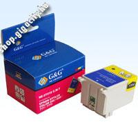Epson 680/685 színes tintapatron G&G GGT018