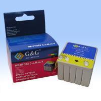 Epson G&G GGT053 színes tintapatron Epson Stylus Photo 710 tintasugaras nyomtatóhoz