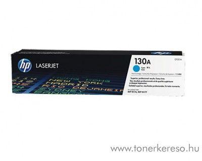 HP 130A eredeti cyan toner CF351A