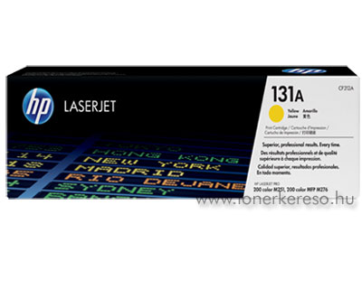 HP 131A Yellow toner (CF212A)