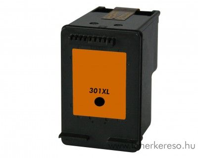 HP 301XL CH563 kompatibilis/felújított fekete tintapatron HP1050 HP DeskJet 2050 tintasugaras nyomtatóhoz