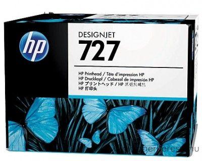 HP Designjet T2500 (727) eredeti nyomtatófej B3P06A HP Designjet T2500 tintasugaras nyomtatóhoz