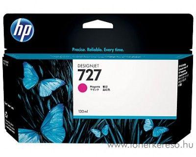 HP Designjet T2500 (727) eredeti magenta tintapatron B3P20A HP DesignJet T1500 tintasugaras nyomtatóhoz
