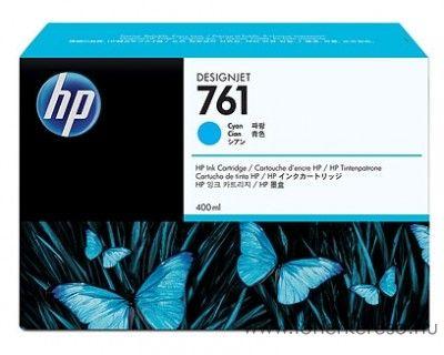 HP 761 eredeti cyan tintapatron CM994A