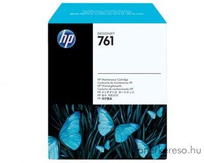 HP 761 eredeti Designjet karbantartási tintapatron CH649A