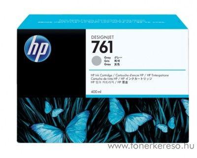 HP 761 eredeti grey szürke tintapatron CM995A HP Designjet T7100 tintasugaras nyomtatóhoz