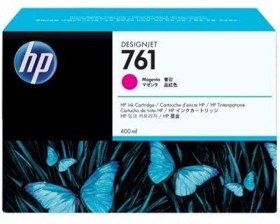 HP 761 eredeti magenta tintapatron CM993A HP Designjet T7100 tintasugaras nyomtatóhoz