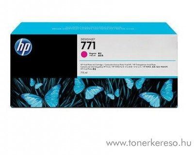 HP 771 eredeti magenta tintapatron CE039A