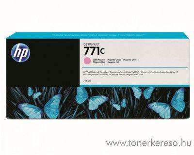 HP 771LM eredeti light megenta tintapatron B6Y11A