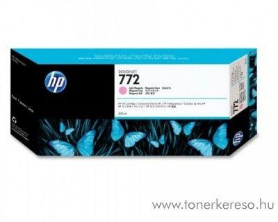 HP 772 eredeti light magenta tintapatron CN631A HP Designjet Z5200PS tintasugaras nyomtatóhoz