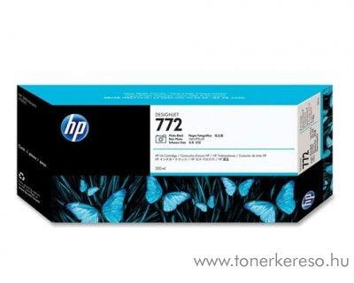 HP 772 eredeti photo fekete black tintapatron CN633A HP Designjet Z5200PS tintasugaras nyomtatóhoz