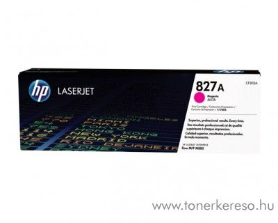 HP M880z/880z Plus (827A) eredeti magenta toner CF303A HP Colour LaserJet Enterprise flow M880z