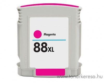 Hp 88XL magenta utángyártott tintapatron (C9392) HP OfficeJet Pro L7500 tintasugaras nyomtatóhoz