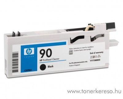 HP 90 eredeti fekete tisztító tintapatron csomag C5096A HP DesignJet 4000 tintasugaras nyomtatóhoz