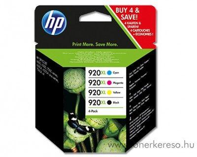 HP 920XL eredeti BCMY tintapatron csomag C2N92AE HP Officejet 7500A tintasugaras nyomtatóhoz