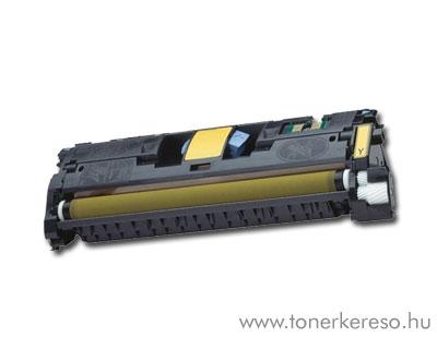 HP Q3962 utángyártott yellow lézertoner 4000 oldal OP HP Color LaserJet 2550L lézernyomtatóhoz