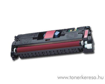 HP Q3963 utángyártott magenta lézertoner 4000 oldal OP HP Color LaserJet 2550L lézernyomtatóhoz