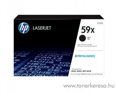 HP  LaserJet Pro M404n (59X) eredeti fekete toner CF259X HP LaserJet Pro M304a lézernyomtatóhoz