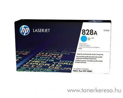 HP  M850/855dn (828A) eredeti cyan drum CF359A HP Color LaserJet Enterprise M855x