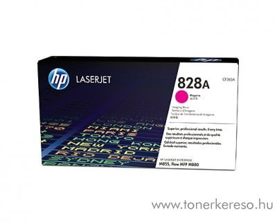 HP  M850/855dn (828A) eredeti magenta drum CF365A HP Color LaserJet Enterprise M855x