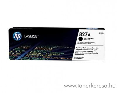 HP M880z/880z Plus (827A) eredeti black toner CF300A HP Colour LaserJet Enterprise flow M880z