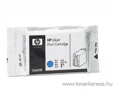 HP általános eredeti cyan tintapatron C6602B HP Addmaster IJ 6000 tintasugaras nyomtatóhoz