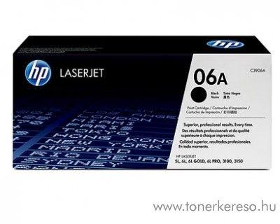 HP C3906A toner HP LaserJet 6L lézernyomtatóhoz