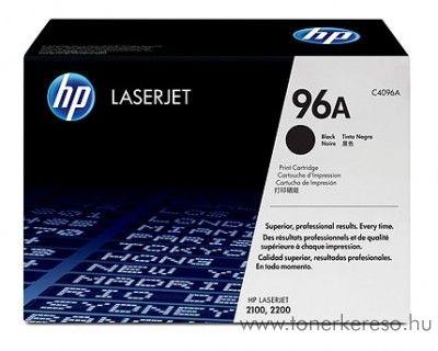 HP C4096A toner HP LaserJet 2100 SE lézernyomtatóhoz