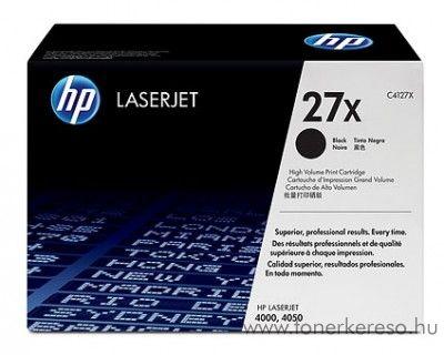 HP C4127X toner HP LaserJet 4050 TN lézernyomtatóhoz