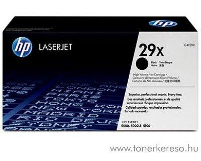 HP C4129X toner HP LaserJet 5000 GN lézernyomtatóhoz