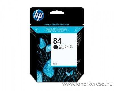 HP C5016A (No. 84) Bk tintapatron HP DesignJet 130nr tintasugaras nyomtatóhoz