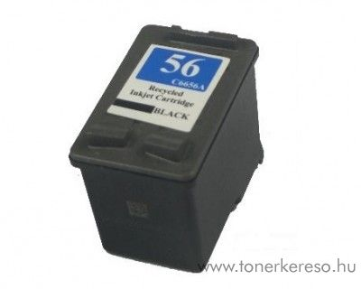 HP C6656A (No. 56) kompatibilis tintapatron FU6656 HP OfficeJet J5508 tintasugaras nyomtatóhoz