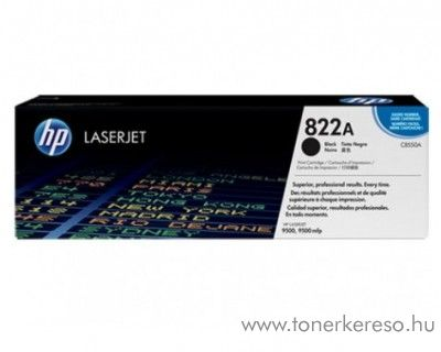 HP C8550A (No 822A) black toner