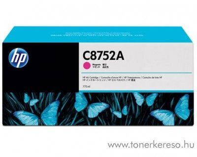 HP C8752A eredeti vivera magenta tintapatron C8752A HP CM8050 MFP tintasugaras nyomtatóhoz