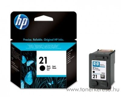 HP C9351AE (No. 21) tintapatron  	 HP Deskjet F2200 All-in-One Series tintasugaras nyomtatóhoz