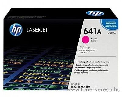 HP C9723A (No 641A) magenta toner